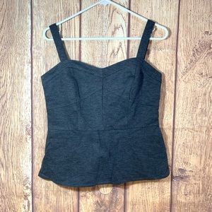 CAbi Style 552 Ponte Bustier Size 6